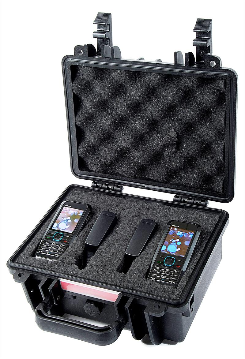 Crypto Phones