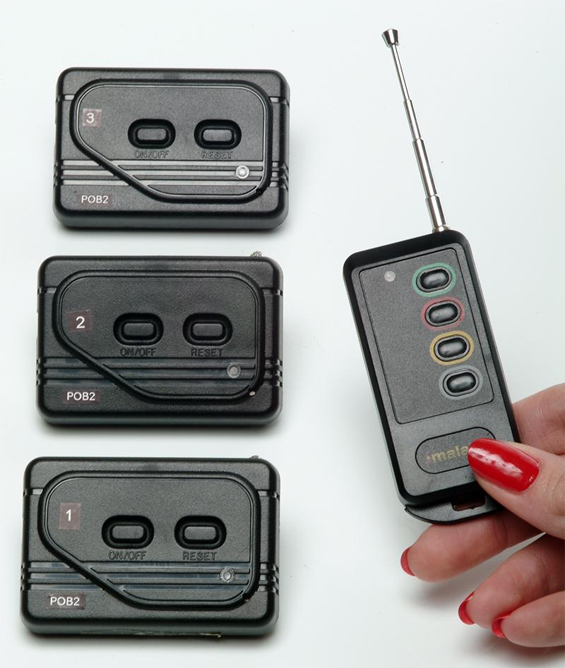 Mini Oproepsysteem (pagers)