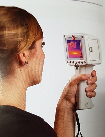 warmtebeeld cameras
